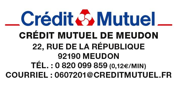 Logo Crédit Mutuel Meudon